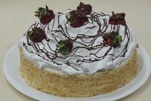 Torta Morango Especial