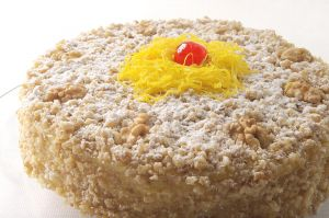 Torta Nozes Especial